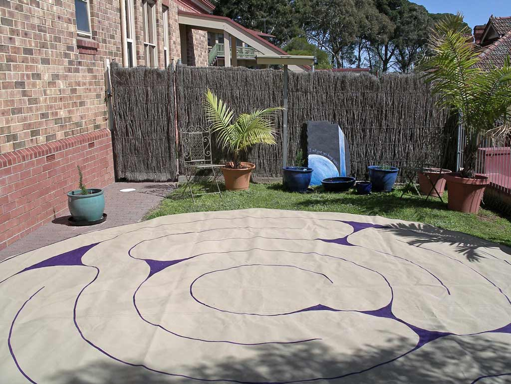 Stillpoint Portable Labyrinth